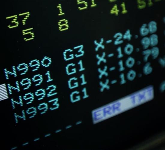 Monitor_Fräsmaschine